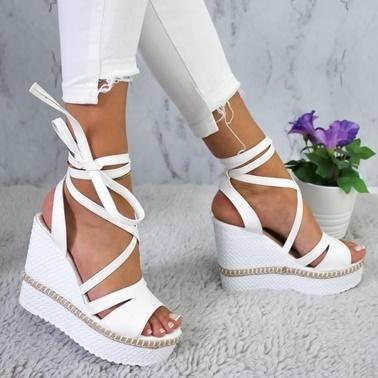 Limoya Ayakkabı Beyaz